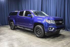 Used 2016 Chevrolet Colorado Z71 4x4 Truck For Sale - 43095A