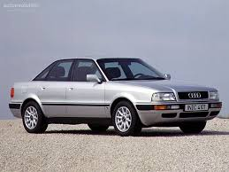 AUDI 80 B4 specs 1986 1987 1988 1989 1990 1991 1992