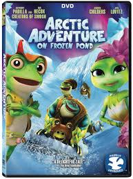 Spookley The Square Pumpkin Dvd Amazon maria u0027s space arctic adventure on frozen pond dvd giveaway 2
