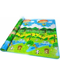 Spectacular Deal on Christmas Gift Two Sides Play Mat Baby Kid