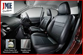 Semi/Super Leather Seat Cover – Kia Sorento – Car Accessories Shop ...