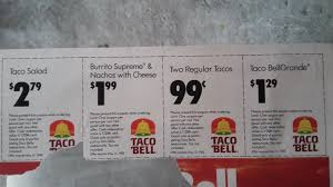 Taco Bell Coupons From 1988 : Tacobell Taco Bell Coupons From 1988 Tacobell Top 10 Punto Medio Noticias Aim Surplus Coupon Code Free Shipping 60 Active Pizza Hut August 2019 Ht Coupons Hibbett Sports Dominos Admitted Their Tastes Like Cboard And Won Back Our Food Reddit Amerigas Propane Exchange Coupon 2018 Latest Working Codes Posts Facebook Voucher Nz Catch Of The Day Email Its National Day Heres Where To Get Best Deals On A Pie 100 Off Dominos Promo June New Pizzahutpperoni Miami Cheap W Original Vhs Movie That Regularly