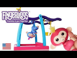 Href Noonewsru Watch 3k3k3kdolfU Fingerlings Surprise Baby Monkey Commercial Video Toy Review Gigi Unicorn In Our Tree Kids