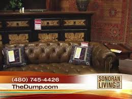 The Dump sells high quality furniture at low prices Sonoran