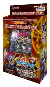 buddyfight trial deck 5 bfe x sd01 lord of tempest future card