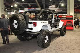 100 Toyo Truck Tires 3232015semashowtruckstoyotiresjeepwrangler Hot Rod Network