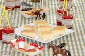 butterkuchen frau martin bibi und tina kindergeburtstag