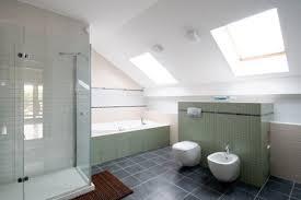 aménagement salle de bains sous combles salle de bain