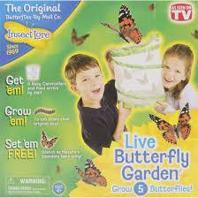 Free Butterfly Garden Starter Kit from The National Wildlife