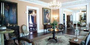 Haunted House Living Room Image Via Inside A