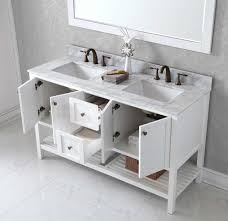 48 Inch Double Sink Vanity Top bathroom corner double vanity 60 inch double sink countertop