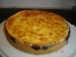 kleckselkuchen mit kirschen und pudding rezept mit bild