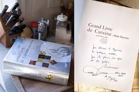 grand livre de cuisine d alain ducasse kitchen arts letters the rewards of persistence and grand livre