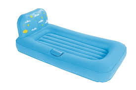Intex Kidz Travel Bed by Bestway Dream Glimmers Airbed Review Awesome Toddler Beds