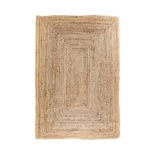 broom design teppich 135x65 jute natur beige läufer wohnzimmer esszimmer modern