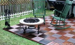 patio ideas interlocking patio tiles ikea interlocking patio