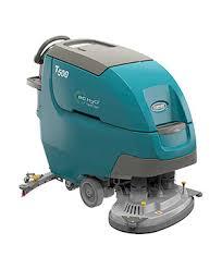 t500 t500e walk behind floor scrubber dryers tennant company