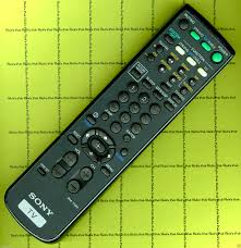 Sony Kdf E42a10 Lamp Light Flashing by Sony Rm Y169 Tv Remote To Kv 27 Fs16 Kv 32 And 50 Similar Items