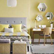 Wonderful Yellow And Grey Bedroom Best 20 Walls Ideas On Home Design Bedrooms