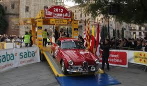 18th edition of rally monte carlo historique in barcelona hotel