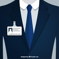 Businessman suit Vector