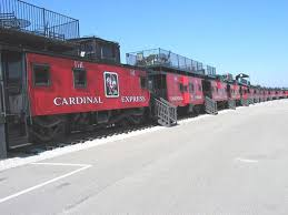 caboose l of louisville day