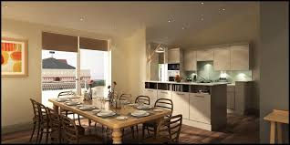 Kitchen And Breakfast Room Design Ideas Dining Decor New