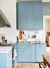ikea blue kitchen cabinets 5 cool new decorating tricks from ikea turquoise cabinets