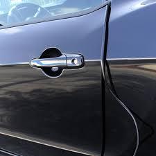 Oxgord Rubber Floor Mats by Oxgord Car Door Trim Edge 8 5 Feet Body Strip Black Mold Scratch