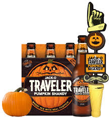 Jolly Pumpkin Beer List by Jack O Traveler Traveler Beer Company