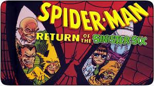 Gray Fox Games On Twitter Spider Man Return Of The Sinister Six Spiderman Sinistersix Nes Nintendo Ljn 8bit RetroGaming Gamplay