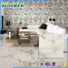 foshan marble look inkjet floor tiles porcelain tile inkjet finish