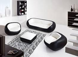 canap noir et blanc noir blanc
