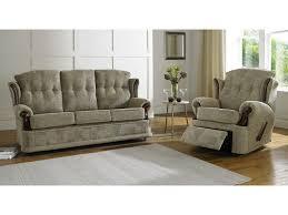 100 2 Sofa Living Room Ritz Tiffany 3 Seat Deep Fill Fabric Set