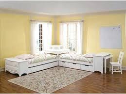 twin corner bed unit – vansaro