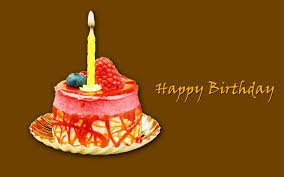 Happy birthday cake and candle light for best wishes Beautiful hd wallpaper