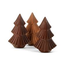 Enchanted Forest Ndash Chocolate Christmas Trees Hi Res