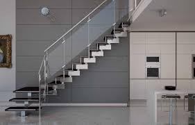 Contemporary Glass Stairs Inspiration Pictures And Designs ... Architecture Outstanding Transparent Glass Floor Cridor Stunning Frameless Balustrade Ggs Landing Banister Staircase Oak Handrails Colour Day Interior Neutral Staircase Spiral Stairs Banister 10mm Toughened Panel Railing Exquisite Double Stairs With Chrome Burnished Nickel Inspiring For Beautiful 2014 Railing At Landing Best 25 Handrail Ideas On Pinterest Balustrade Stair Panels Staircases Reflections Range By Cheshire Mouldings In Malls Suppliers And