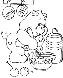 coloriage cuisine dessin de coloriage cuisine à imprimer cp08936