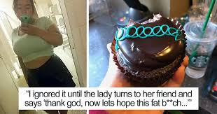 Teenager Fat Shamed In A Bakery Comes Up With Genius Revenge On The Spot