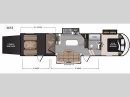Jayco Fifth Wheel Floor Plans 2018 by Voltage Toy Hauler Fifth Wheel Rv Sales 5 Floorplans