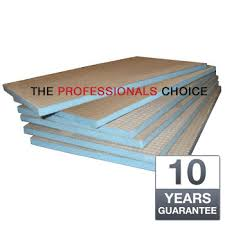 tile backer boards marmox wedi type cement coated insulation
