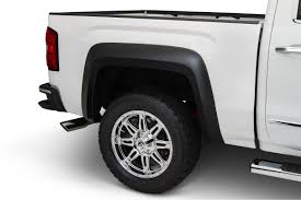 New Bushwacker Fender Flares For 2016 GMC Sierra 1500 | ATV Illustrated Rust Removal And Bushwacker Fender Flares Installation 96 Ford F Oe Style 42018 Toyota Tundra Front 4097002 Colorado Flare Matte Black Pocketstyle How To Install By Mark Polk Youtube Husky Liners Long John Partcatalogcom Egr Bolton Look Bolt On Chevy Silverado 2014 Mercedes Benz X Class Double Cab Smooth 52017 F150 Pocket Prepainted Painted 2094502 Titan Or Mud Flaps Forum Community Of Pics Of Trucks With Bushwacker Fender Flares Page 2 Dodge