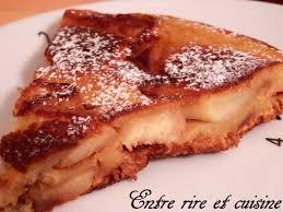 dessert aux pommes sans cuisson gâteau aux pommes sans four entre rire et cuisine