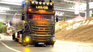 100 Rc Model Trucks Super Truck Comp Mega Truck Show Globetrotter Scania