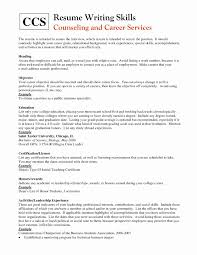 Honors And Awards Resume Examples Beautiful Listing Skillsn Cv Fieldstation Co Resumes Fake To Put