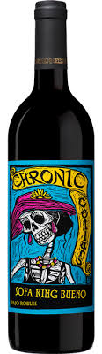 chronic cellars products chronic 15 sofa king bueno