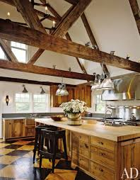 Kitchen Ideas Rustic Island And Striking Small