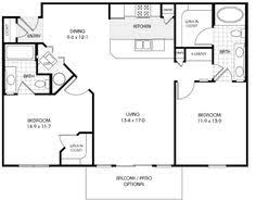 Pole Barn Home Floor Plans With Basement by I Like The Open Floor Plan But It Would Need Another Bedroom And A