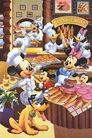 zhanglinzi 1000 rätsel mickey mouse aus holz